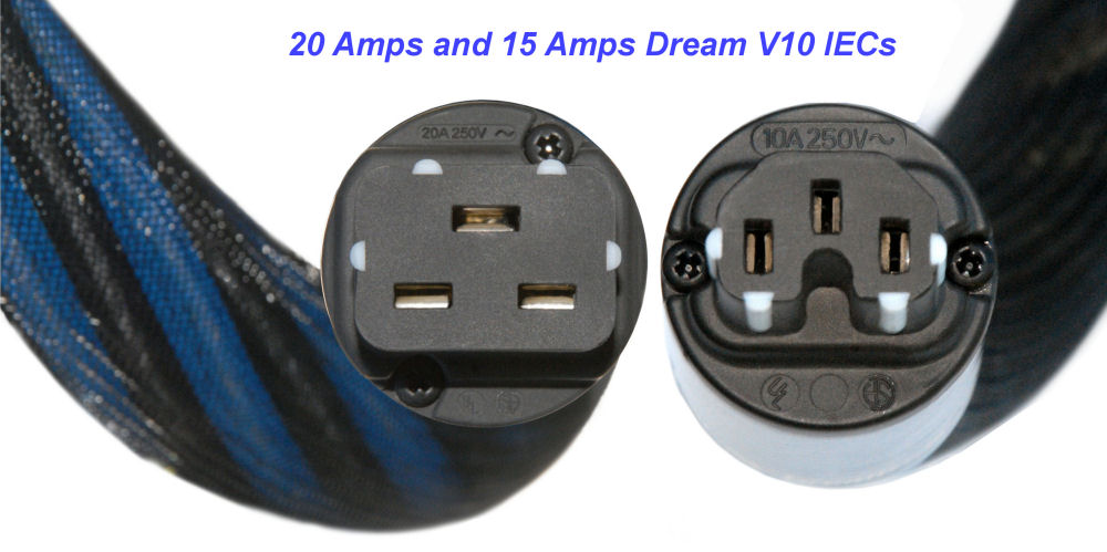 Dream V10 - Stealth Audio Cables